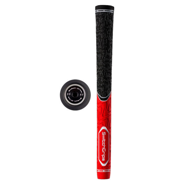 Red SG2M+ Swing Grip - Golf Accessory - Switch Grips, Sweden