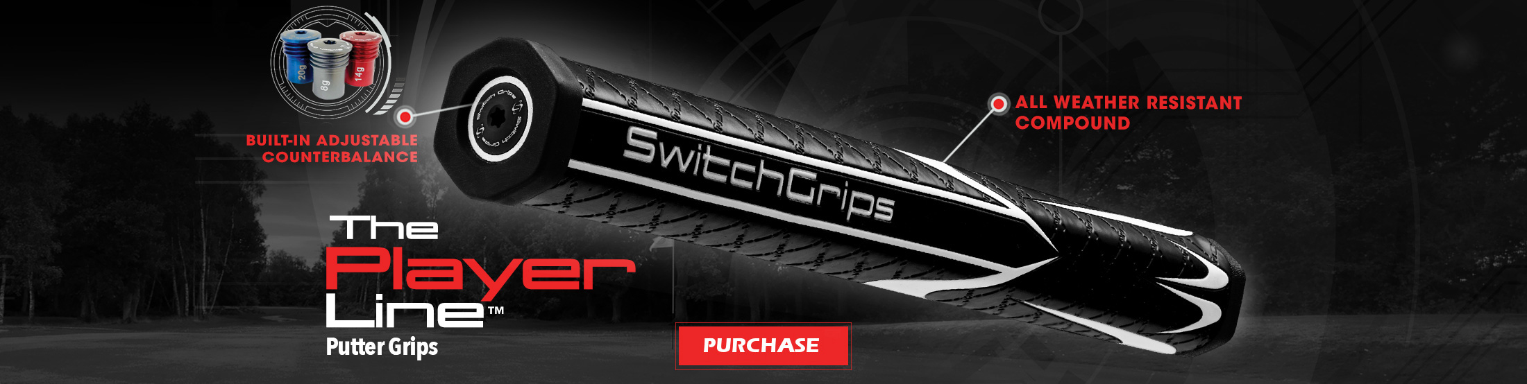 SwitchGrips - Sweden - Golf Putting Grips