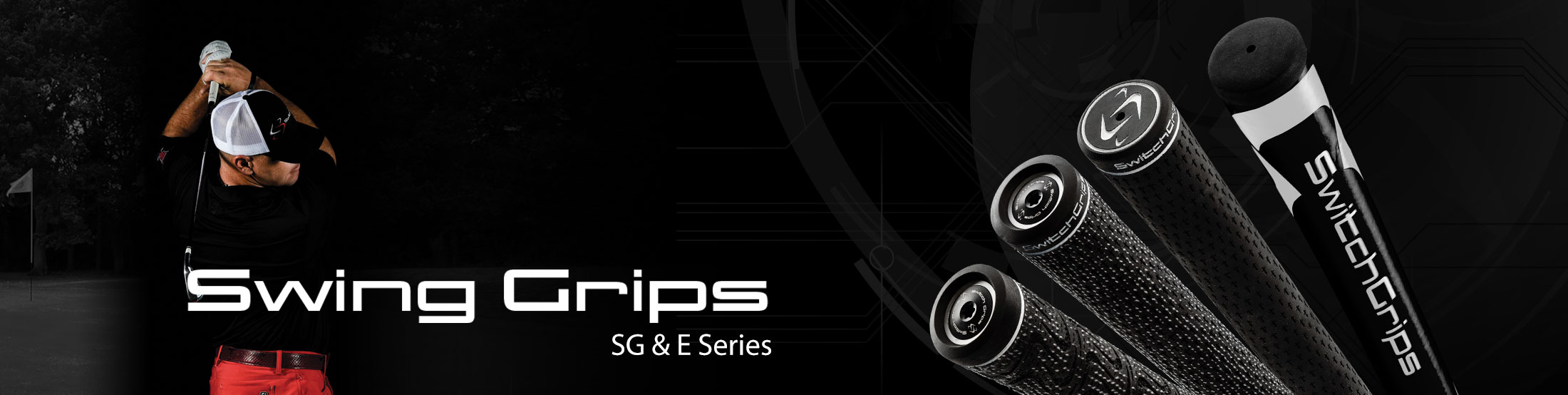 SwitchGrips - Golf Swing Grips - Sweden